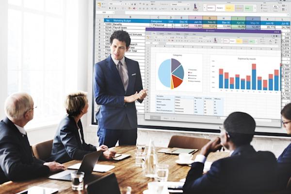 instantOLAP – KPI zur Unternehmenssteuerung